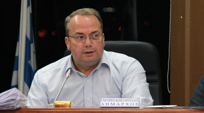 Πρωτοβουλία για την ανάληψη της διοίκησης της ΠΕΔΑ αναλαμβάνει ο Δήμαρχος  Βάρης Βούλας Βουλιαγμένης Γρηγόρης Κωνσταντέλλος
