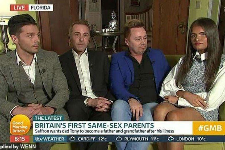Γκέι ζευγάρι χώρισε επειδή ο ένας ερωτεύτηκε τον 25χρονο φίλο της κόρης του