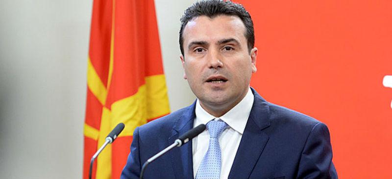 Παραιτείται ο Ζόραν Ζάεφ από πρωθυπουργός της Βόρειας Μακεδονίας