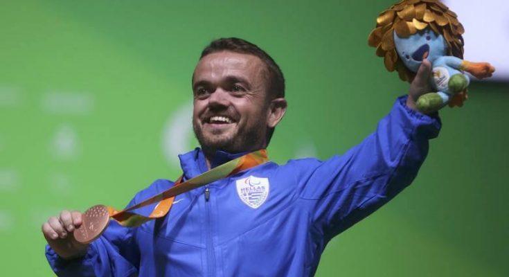 Χρυσό Μετάλλιο Ο Μπακοχρήστος Στο Παγκόσμιο Κύπελλο Του Λονδίνου